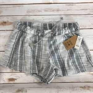 Beach by Exist Drawstring Shorts NEW